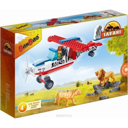 Banbao Safari Plane