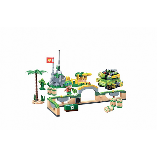 Banbao Training Ground (397 Pieces)