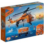 BanBao Kit Helicopter 261-Piece
