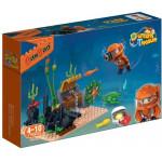 BanBao Building Kit Ocean Tread 111-Piece