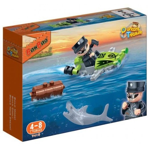 Banbao Kit Package Jet-Ski 34-Piece