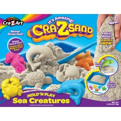 Cra-Z-Art Sea Creatures Play Set