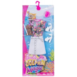 Barbie Dolphin Magic Mattel - White