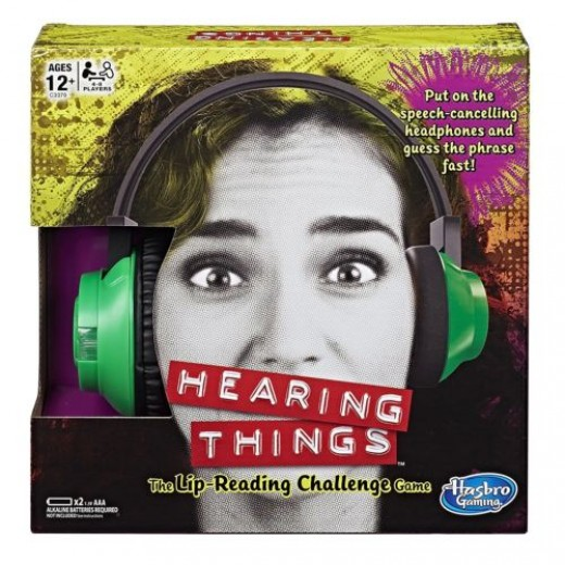 Hearing Things The Lip Reading Challenge Game