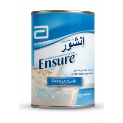 Abbott - Ensure Complete Liquid 250g - Vanilla