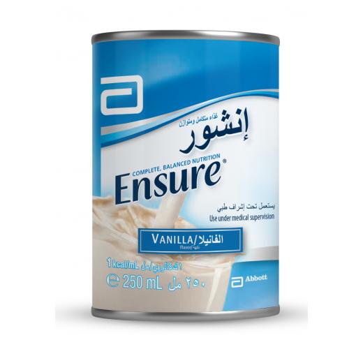 Abbott - Ensure Complete Liquid 250g - Vanilla