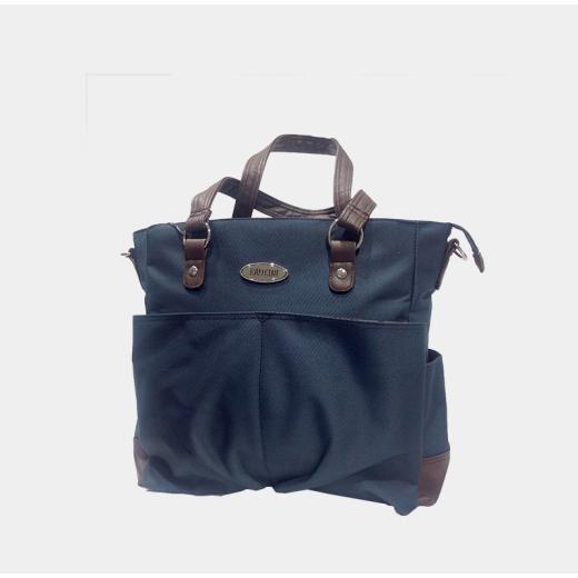 Bambini - Chelsea Diaper Bag - (Navy)