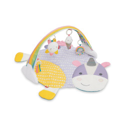 Skip Hop Eureka Unicorn Baby Play Mat Activity Gym