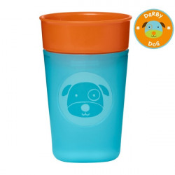 Skip Hop Zoo Turn & Learn Training Cup Dog