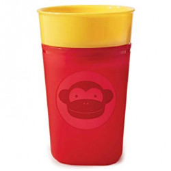 Skip Hop Zoo Turn & Learn Training Cup Monkey