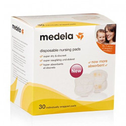 Medela Disposable Nursing Pads - 30 Pieces