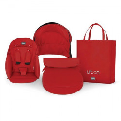 Chicco Urban Stroller Color Pack- Red Wave