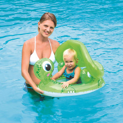 Floating Turtle Baby Care