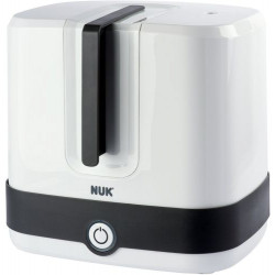 NUK Vario Express Electric Steam Sterilizer for Baby Bottles, Soothers and Accessories