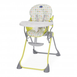 Chicco Highchair Pocket Meal - Green Apple