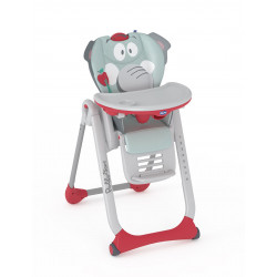 Chicco Highchair Polly 2 Start - Elephant