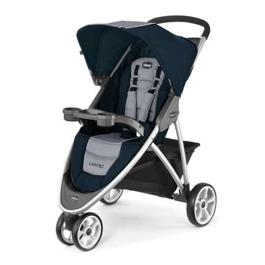 Chicco Viaro Quick-Fold Stroller - Regatta