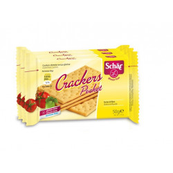 Schr Gluten Free Crackers Pocket (50 Gram)
