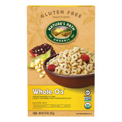 Nature's Path Gluten Free Org Whole Os 325g