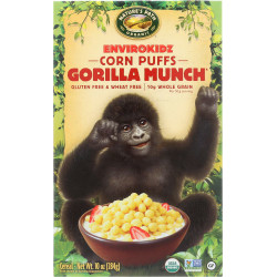 Nature's Path Gluten Free Gorilla Munch Cereal  284g