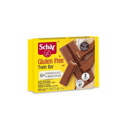 Schr Gluten Free Twin Bar 3 Per Pack (64.5 Gram)