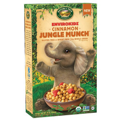 Nature's Path Gluten Path Organic Gluten Free Cinnamon Jungle Munch 284g