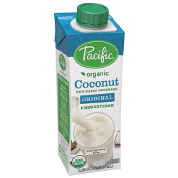 Pacific Non-Dairy Organic Unsweetened Coconut Drink (244 ML)