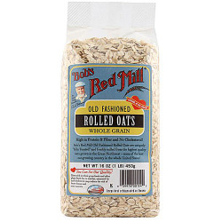 Bob's Red Mill  Rolled Oats Whole Grain (453 Gram)