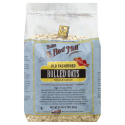 Bob's Red Mill Old Fashioned Rolled Oats (907 Gram)