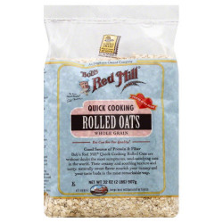Bob's Red Mill Quick Rolled Oats (907 Gram)