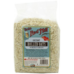 Bob's Red Mill Instant Rolled Oats (907 Gram)
