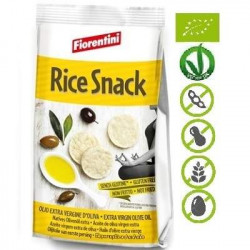 Fiorentini Rice Snack Olive Oil 40g