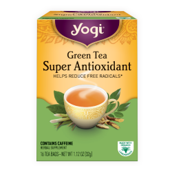 Yogi Tea, Green Tea Super Antioxidant 32g