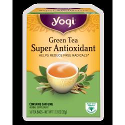 Yogi Tea, Green Tea Super Antioxidant 32g