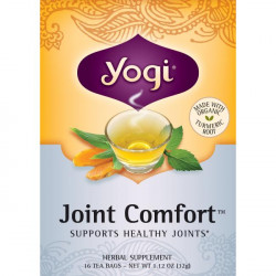 Yogi Tea, Joint Comfort - Supports Healthy Joints - 32g