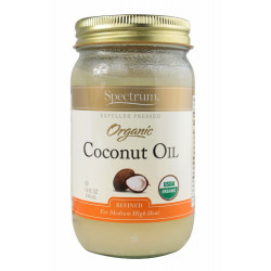 Spectrum Organic Coconut Oil 414ml