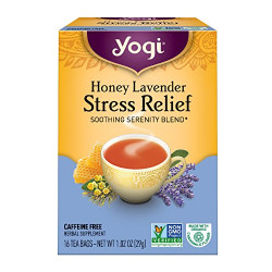Yogi Tea, Stress Relief - 29 g