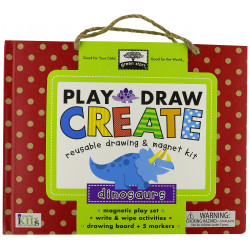Play Draw: Dinosaurs