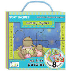 My First Puzzles Nursery Rhymes Puzzle