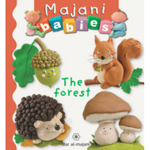 Majani Babies: The Forest - English