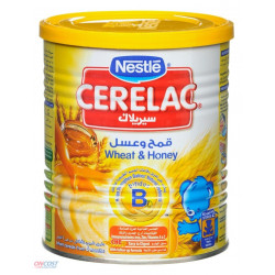 Cerelac Honey & Wheat 400g