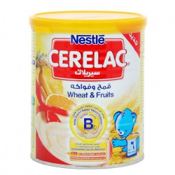 Cerelac Fruit & Wheat 400g