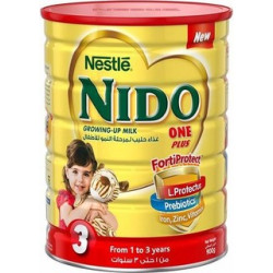 NIDO 1 Plus (Stage 3) 900g