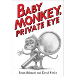 Scholastic: baby monkey private eye