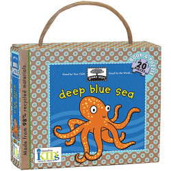 Deep Blue Sea & puzzles