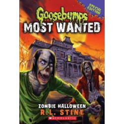 Goosebumps Most Wanted Special Edition: Zombie Halloween