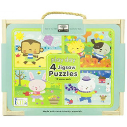 jigsaw puzzle : play day