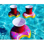 BigMouth Inc.Mini Donut Cup Holders (Pack of 3)
