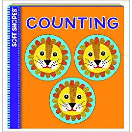 Innovative Kids Green Soft Shapes:Counting