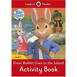 Ladybird Readers Level 1 : Goes to the Island  activity book WB